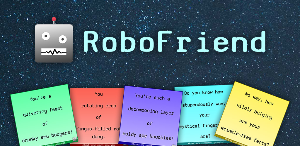RoboFriend